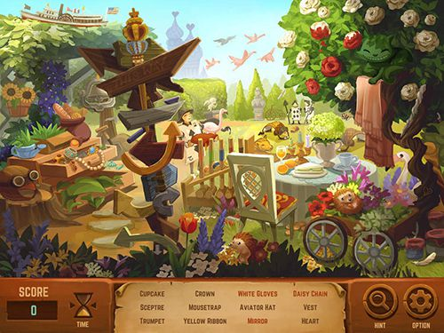 Descarga gratuita de Alice in Wonderland para iPhone, iPad y iPod.