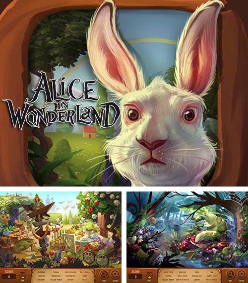 除了 iPhone、iPad 或 iPod 游戏,您还可以免费下载Alice in Wonderland, 。