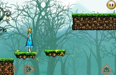 Téléchargement gratuit de Alice in Wonderland: An adventure beyond the Mirror pour iPhone, iPad et iPod.