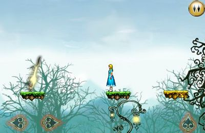 Capturas de pantalla del juego Alice in Wonderland: An adventure beyond the Mirror para iPhone, iPad o iPod.