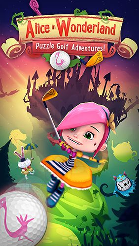 Alice in Wonderland: Puzzle golf adventures