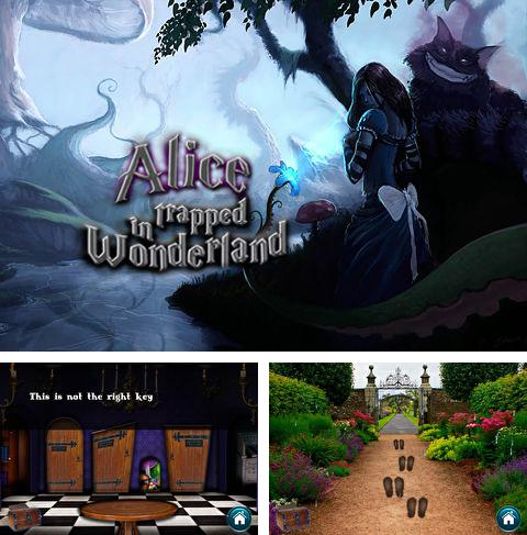 In addition to the game Space marshals for iPhone, iPad or iPod, you can also download Alice trapped in Wonderland for free.