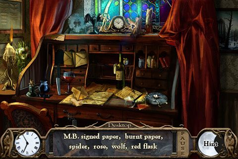 Kostenloser Download von Alicia Darkstone: The mysterious abduction. Deluxe für iPhone, iPad und iPod.