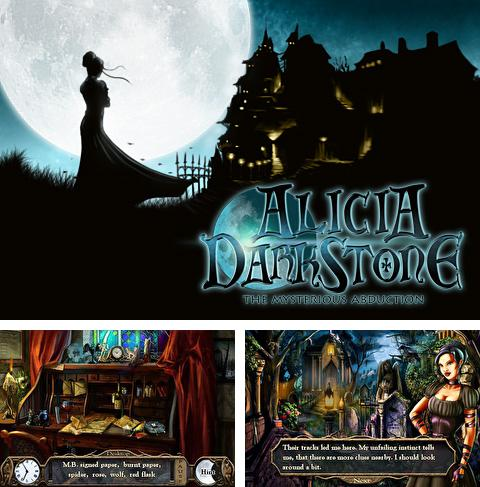 Download Alicia Darkstone: The mysterious abduction. Deluxe iPhone free game.
