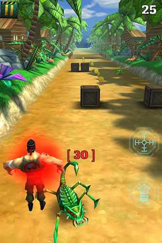 Screenshots of the Alien apocalypse X game for iPhone, iPad or iPod.