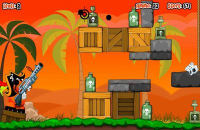 Descarga gratuita de Alien Bottle Buccaneer para iPhone, iPad y iPod.
