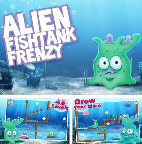 In addition to the game My very hungry caterpillar for iPhone, iPad or iPod, you can also download Alien: Fishtank frenzy for free.
