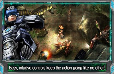 Download Alien Shooter Ex iPhone free game.