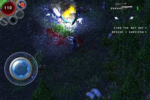 Descarga gratuita de Alien shooter: Lost city para iPhone, iPad y iPod.