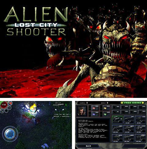 In addition to the game Fastlane: Road to revenge for iPhone, iPad or iPod, you can also download Alien shooter: Lost city for free.