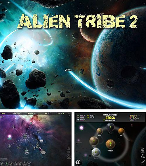 In addition to the game Dr. Panda: Candy factory for iPhone, iPad or iPod, you can also download Alien tribe 2 for free.