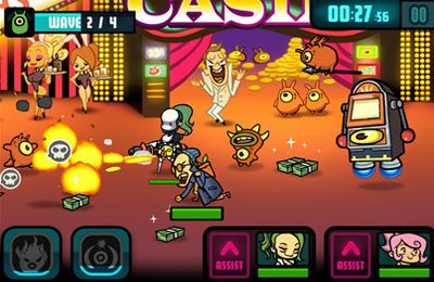 Baixe ALIEN VS PEOPLE gratuitamente para iPhone, iPad e iPod.