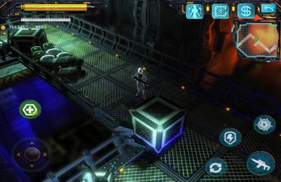 Download Alien Zone iPhone free game.