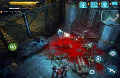 Descarga gratuita de Alien Zone para iPhone, iPad y iPod.