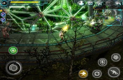 Download Alien Zone Plus iPhone free game.