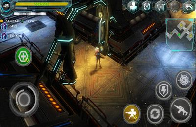 Capturas de pantalla del juego Alien Zone Plus para iPhone, iPad o iPod.