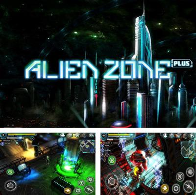 In addition to the game Simon's Cat in 'Cat Chat for iPhone, iPad or iPod, you can also download Alien Zone Plus for free.