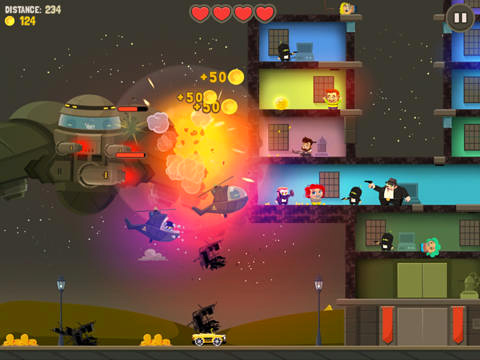 Descarga gratuita de Aliens drive me crazy para iPhone, iPad y iPod.