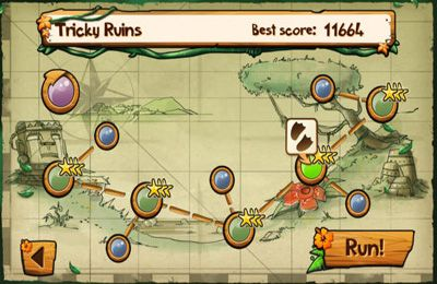 Screenshots of the Aloha - The Game game for iPhone, iPad or iPod.