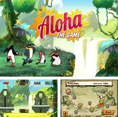 In addition to the game Tiki defense for iPhone, iPad or iPod, you can also download Aloha - The Game for free.