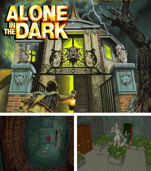 In addition to the game iSlash for iPhone, iPad or iPod, you can also download Alone in the dark for free.