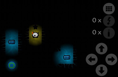 Screenshots vom Spiel Alone in the Gloom für iPhone, iPad oder iPod.