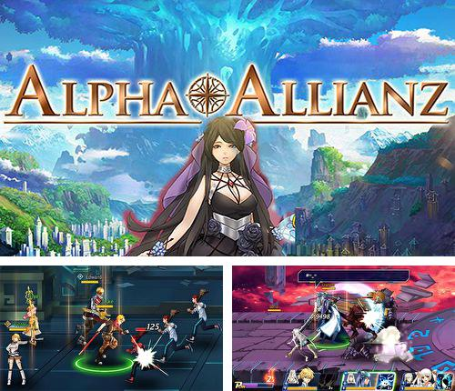 In addition to the game Albert for iPhone, iPad or iPod, you can also download Alpha allianz for free.