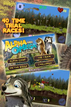 Download Alpha and Omega Alpha Run Game iPhone free game.