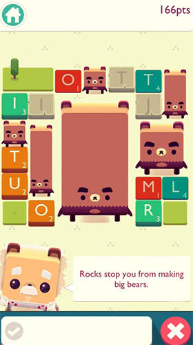 Baixe Alphabear 2 gratuitamente para iPhone, iPad e iPod.