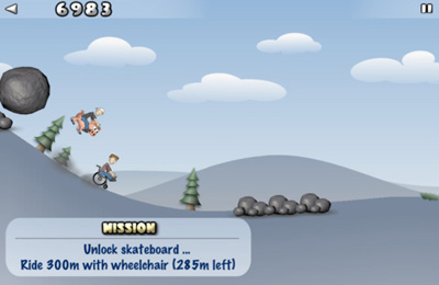 Download Alpine Safari iPhone free game.