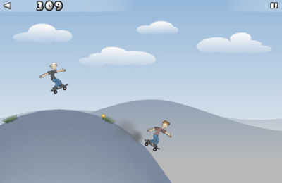 Capturas de pantalla del juego Alpine Safari para iPhone, iPad o iPod.