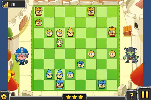 Screenshots of the Alterman: Chess game for iPhone, iPad or iPod.