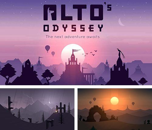 En plus du jeu Morts marchants zombis: Attaque de la ville pour iPhone, iPad ou iPod, vous pouvez aussi télécharger gratuitement Odyssée d'Alto, Alto's odyssey.