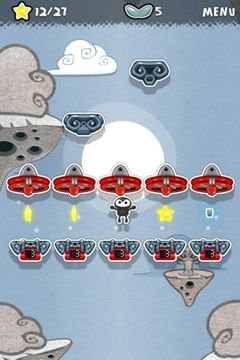 Capturas de pantalla del juego Always Up! Pro para iPhone, iPad o iPod.