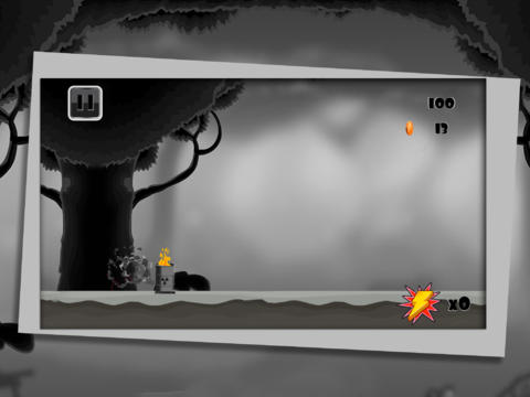 Descarga gratuita de Amazing Ninja Stickman para iPhone, iPad y iPod.