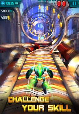 Download Amazing Runner iPhone free game.