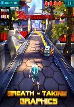 Free Amazing Runner download for iPhone, iPad and iPod.