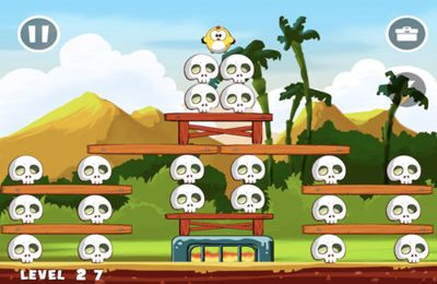 Capturas de pantalla del juego Amazing Sacrifice para iPhone, iPad o iPod.