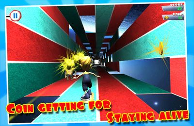 Download Amazing Sprint iPhone free game.