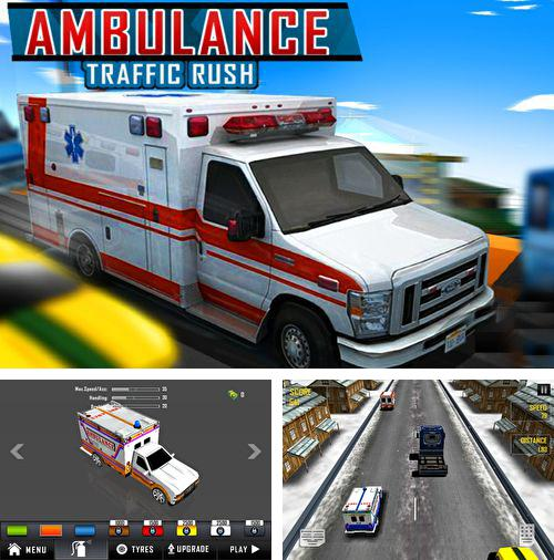 In addition to the game Braveland: Pirate for iPhone, iPad or iPod, you can also download Ambulance: Traffic rush for free.