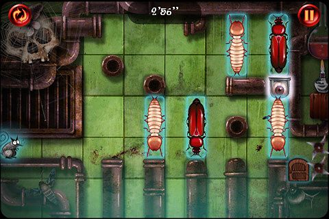 Descarga gratuita de American McGee's: Crooked house para iPhone, iPad y iPod.