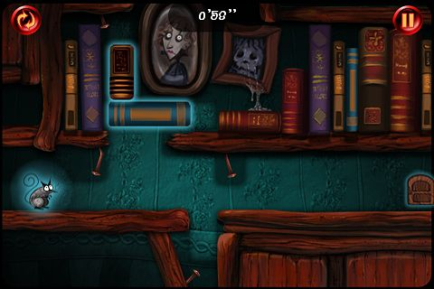 Écrans du jeu American McGee's: Crooked house pour iPhone, iPad ou iPod.