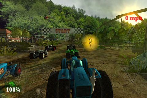 Download An offroad heroes iPhone free game.