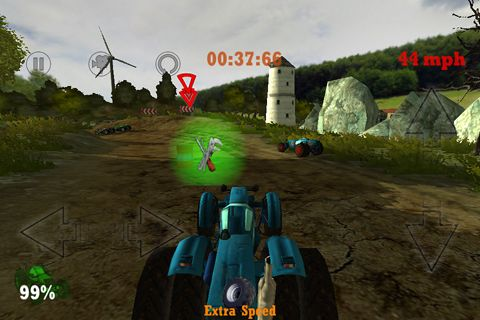 Screenshots of the An offroad heroes game for iPhone, iPad or iPod.