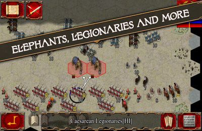 Download Ancient Battle: Rome iPhone free game.