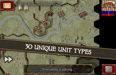 Descarga gratuita de Ancient Battle: Rome para iPhone, iPad y iPod.