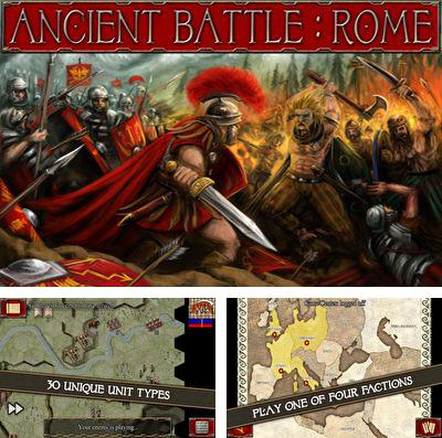 In addition to the game The Lost Cases of Sherlock Holmes for iPhone, iPad or iPod, you can also download Ancient Battle: Rome for free.