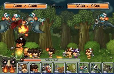 Download Ancient War iPhone free game.