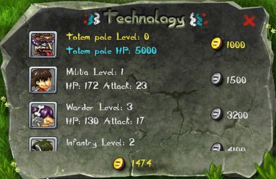 Baixe Ancient War gratuitamente para iPhone, iPad e iPod.