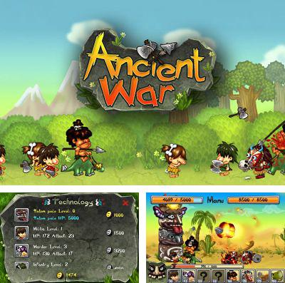 In addition to the game One Up Lemonade Rush! for iPhone, iPad or iPod, you can also download Ancient War for free.